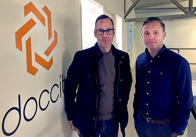 Fredrik Rynell och Johan Bredenholt, Doccit