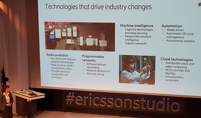 Ericsson Research Open Day