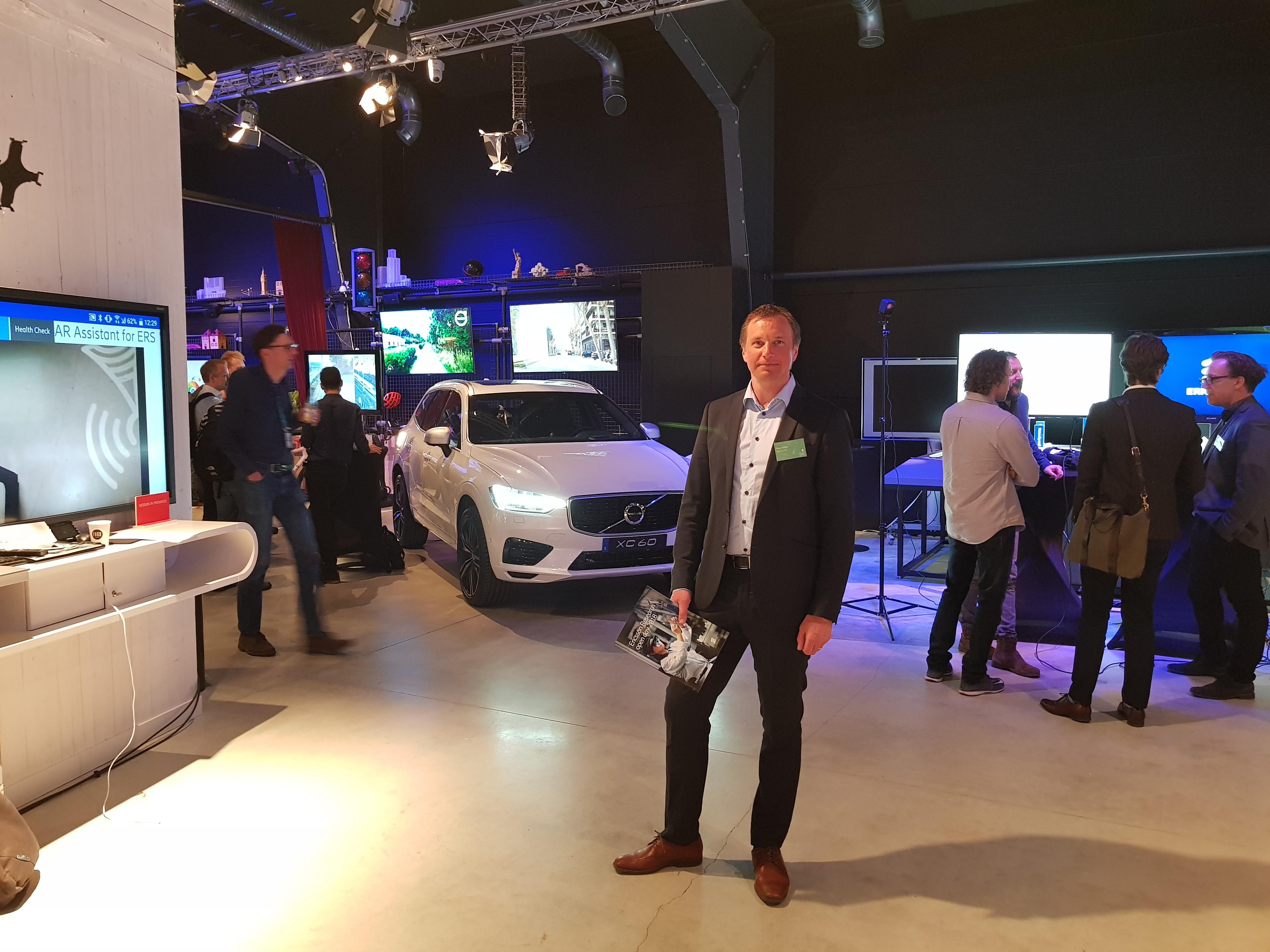 Peter Wallin - Ericsson-event