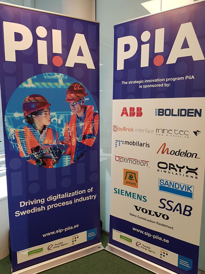 Roll-ups för PiiA