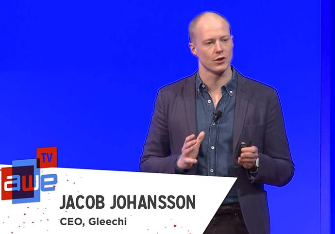 Jacob Johansson, Gleechi