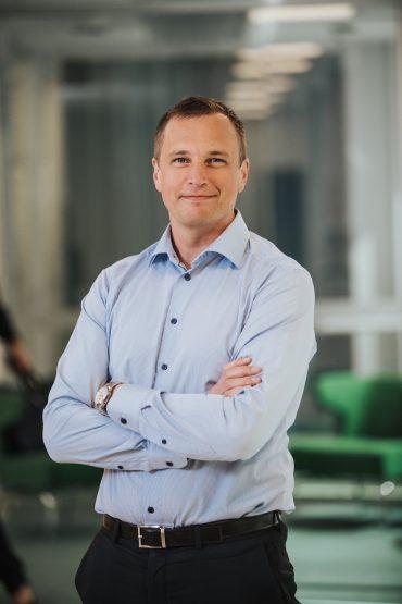 Peter Wallin, programchef PiiA, fotograf: Henrik Mill