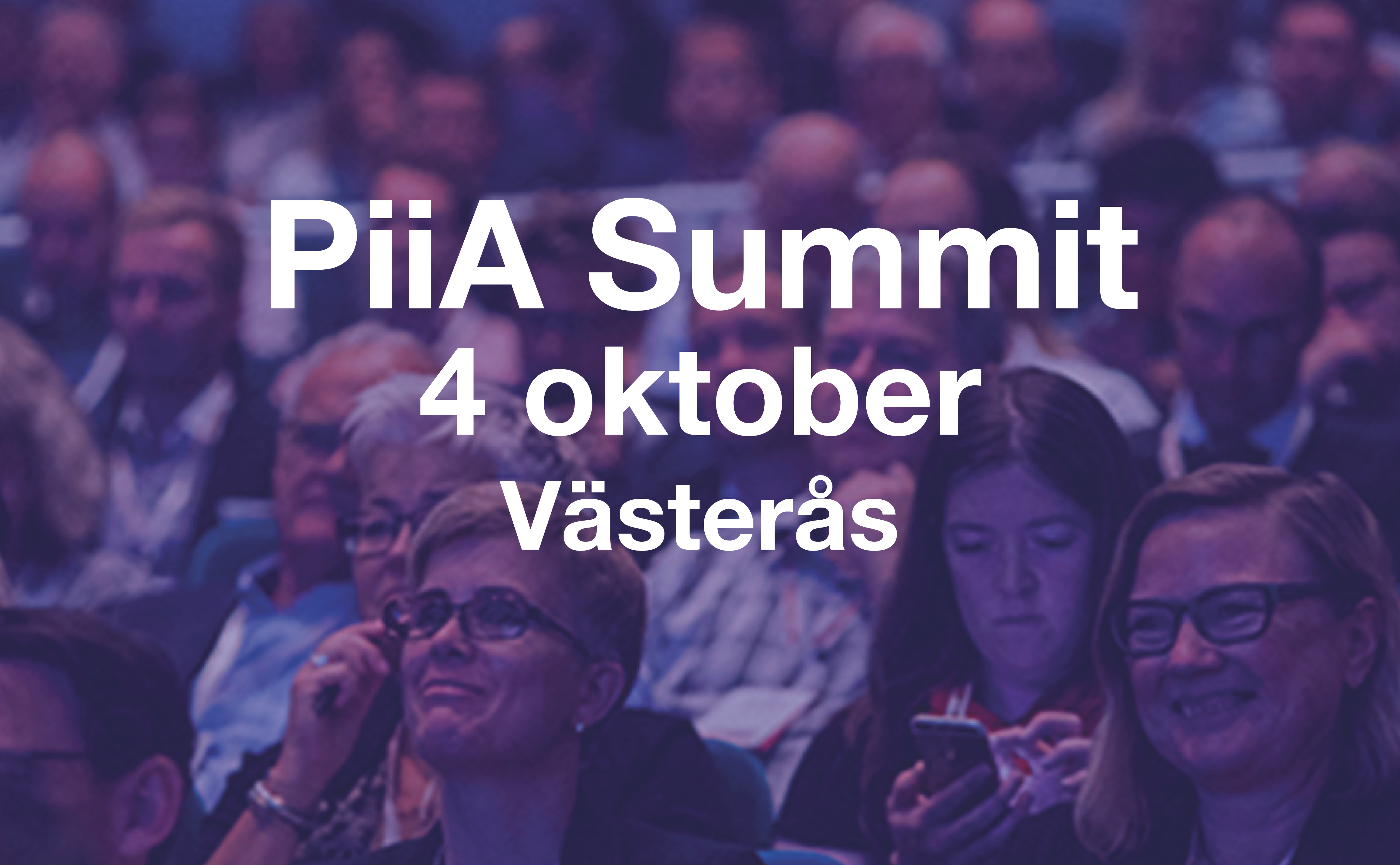 PiiA Summit
