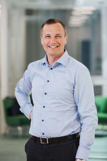 Peter Wallin, programchef PiiA (fotograf: Henrik Mill)