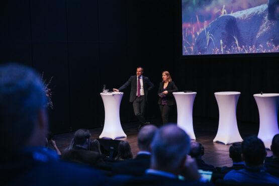 Peter Wallin & Malin Rosqvist på PiiA Summit 2019