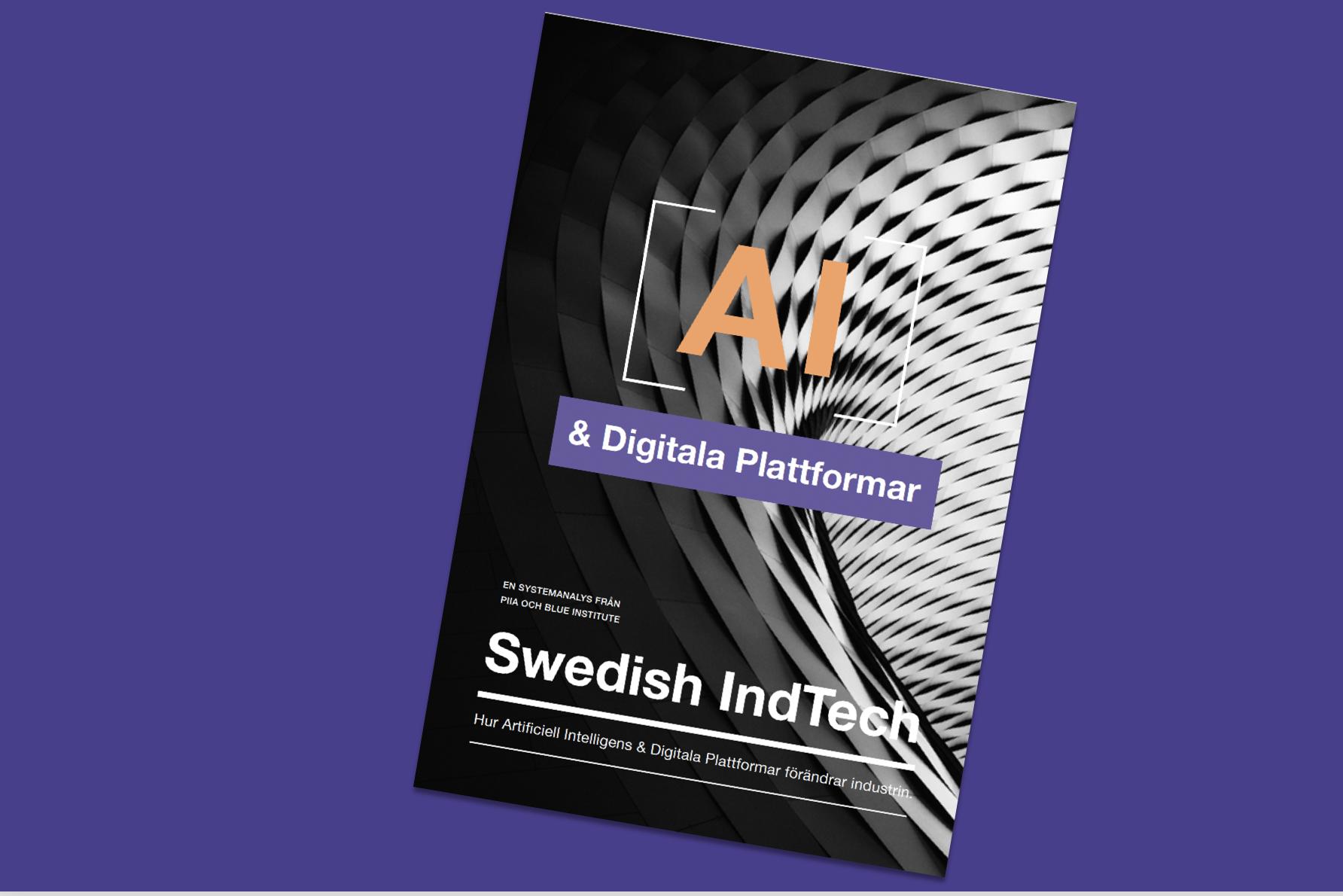 Framsida PiiA Insight AI-rapport