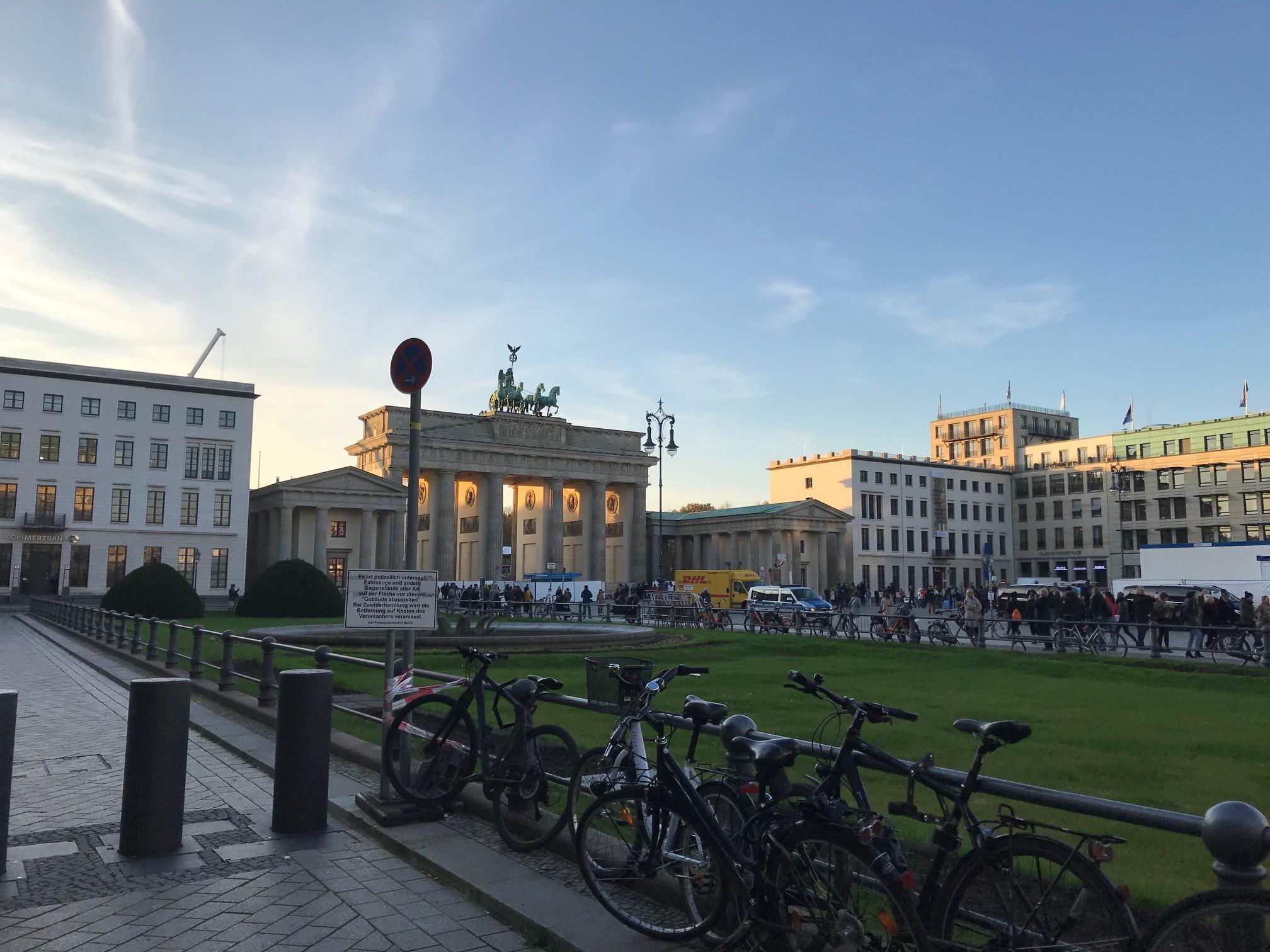 Vy över Berlin