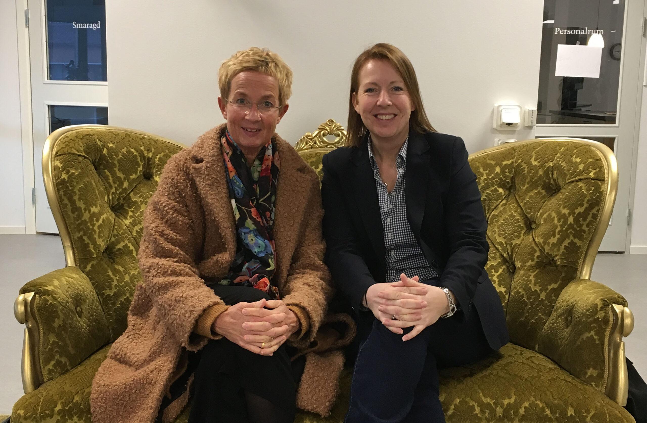 Kristina Säfsten & Malin Rosqvist