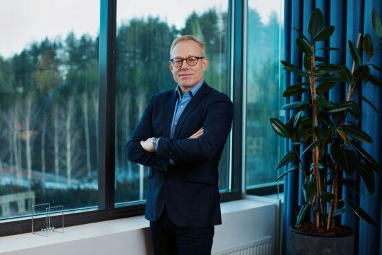 Olle Steffner, director of IP management vid BillerudKorsnäs