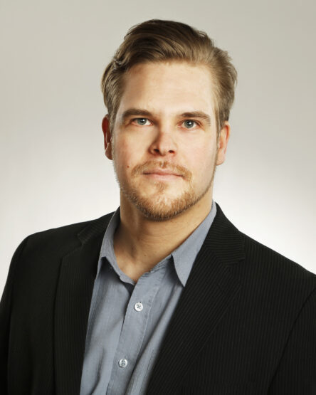 Tapio Manninen, IT-chef vid Quva Oy